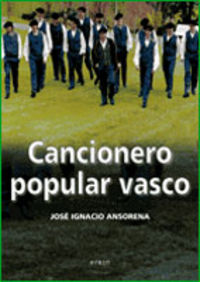cancionero popular vasco - Jose Ignacio Ansorena