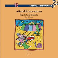 Aitarekin Arrantzan - Begoña Lasa Arbelaitz