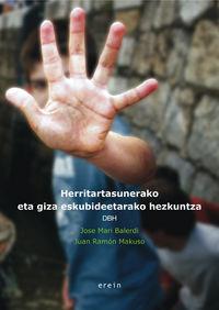 DBH 1 - HERRITARTASUNERAKO HEZKUNTZA
