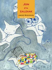 Jon Eta Zaldiak - Jabier Muguruza