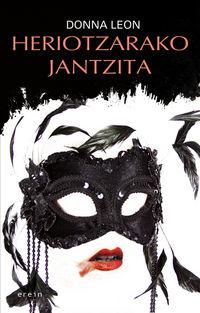 Heriotzarako Jantzita - Donna Leon