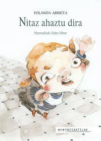 Nitaz Ahaztu Dira - Yolanda Arrieta / Eider Eibar (il. )