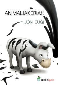 Animaliakeriak - Jon Eugi