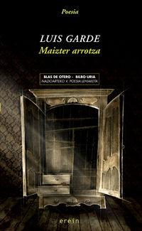 Maizter Arrotza - Luis Garde