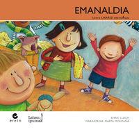 Emanaldia - Enric Lluch