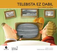 Telebista Ez Dabil - Enric Lluch
