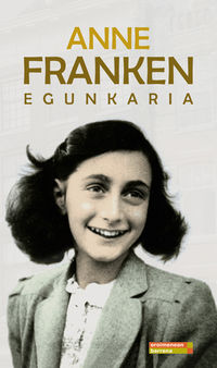 Anne Franken Egunkaria - Anne Frank