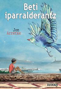 Beti Iparralderantz - Jon Arretxe