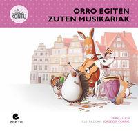 Orro Egiten Zuten Musikariak - Enric Lluch