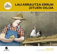 Lau Arrautza Errun Zituen Oiloa - Enric Lluch
