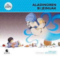 Aladinoren Bi Jeinuak - Enric Lluch