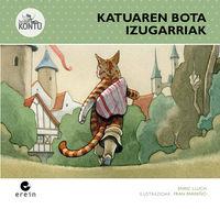 Katuaren Bota Izugarriak - Enric Lluch