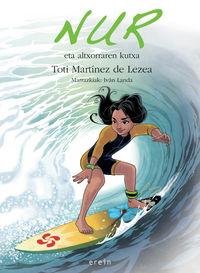 Nur Eta Altxorraren Kutxa - Toti  Martinez De Lezea  /  Ivan   Landa (il. )