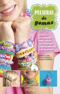 Pulseras De Goma - Aa. Vv.