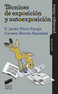 TECNICAS DE EXPOSICION Y AUTOEXPOSICION