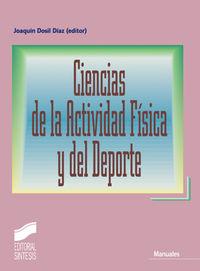 ciencia de la actividad fisica y del deporte - Joaquin Dosil Diaz