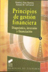 Principios De Gestion Financiera - Ramon J.  Ruiz Marinez  /  Antonio Mª  Gil Corral