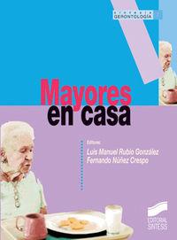MAYORES EN CASA