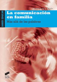 COMUNICACION EN FAMILIA, LA