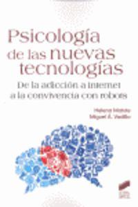 PSICOLOGIA DE LAS NUEVAS TECNOLOGIAS