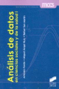Analisis De Datos En Ciencias Sociales Y De La Salud I - Antonio Pardo