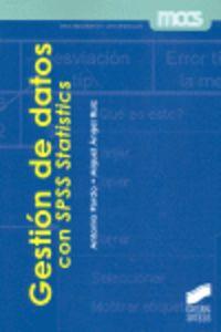 Gestion De Datos Con Spss Statistics - Antonio Pardo