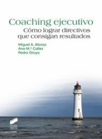 Coaching Ejecutivo - Miguel A. Alonso