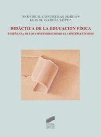 Didactica De La Educacion Fisica - Onofre Contreras