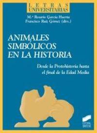 ANIMALES SIMBOLICOS EN LA HISTORIA
