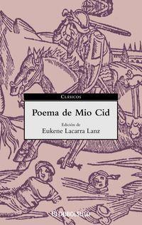 Poema De Mio Cid - Anonimo
