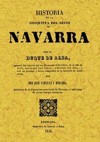 HISTORIA DE LA CONQUISTA DEL REINO DE NAVARRA