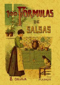 100 Formulas Para Preparar Salsas - Recetas Exquisitas Y Variadas - Rose Mademoiselle