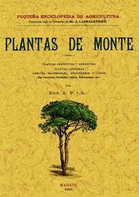 Plantas De Monte - Aa. Vv.