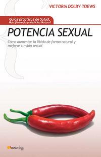 Potencia Sexual - Victoria Dolby Toews