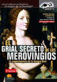 GRIAL SECRETO DE LOS MEROVINGIOS, EL