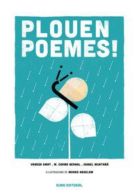 Plouen Poemes! - Vanesa Amat / Maria C. Bernal / Isabel Muntaña