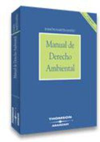 (3ª Ed. )  Manual De Derecho Ambiental - Ramon Martin Mateo