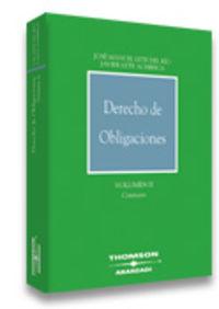 Derecho De Obligaciones Ii - Contratos - Jose Manuel Lete Del Rio
