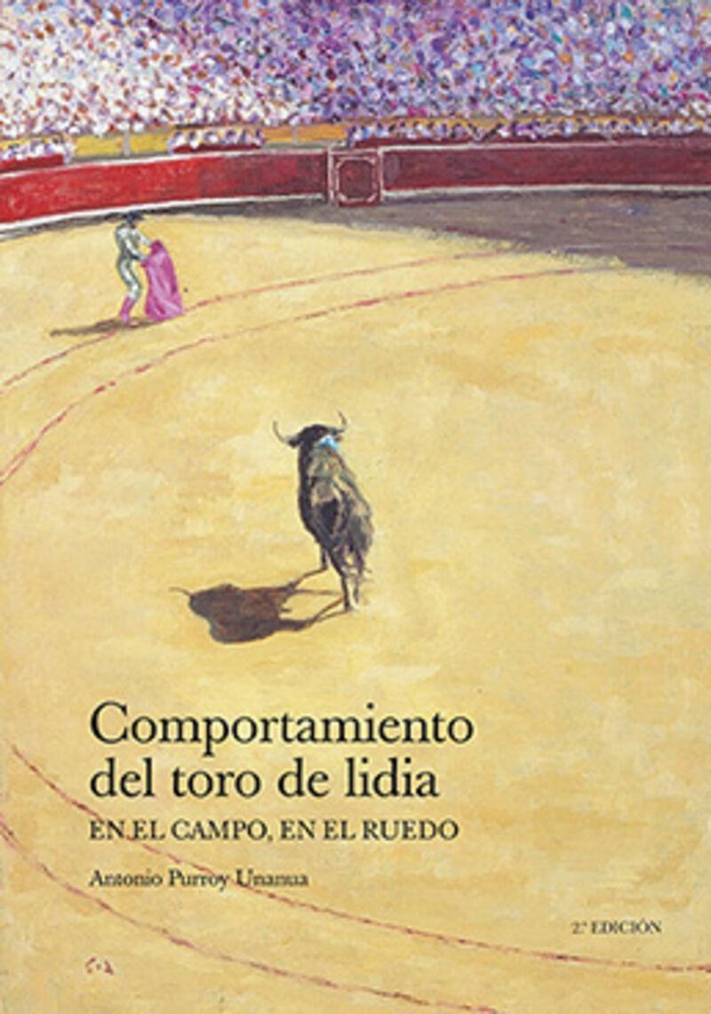 COMPORTAMIENTO DEL TORO DE LIDIA