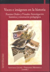 Voces E Imagenes En La Historia (+cd) - Santiago Leone Puncel