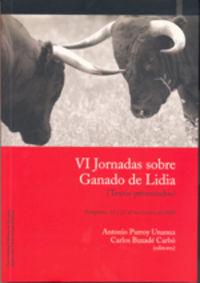 VI JORNADAS SOBRE GANADO DE LIDIA