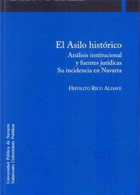 ASILO HISTORICO, EL