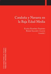 CATALUÑA Y NAVARRA EN LA BAJA EDAD MEDIA