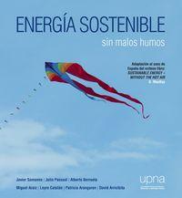 ENERGIA SOSTENIBLE - SIN MALOS HUMOS