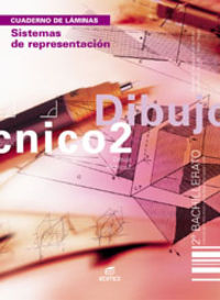 BACH 2 - CUAD. SISTEMAS DE REPRESENTACION, DIBUJO TECNICO 2005