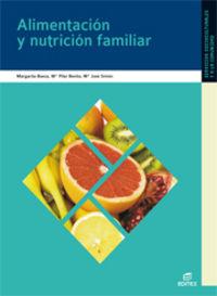 Gm - Alimentacion Y Nutricion - Aa. Vv.