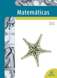 Bach 2 - Matematicas (ccnn) - Aa. Vv.