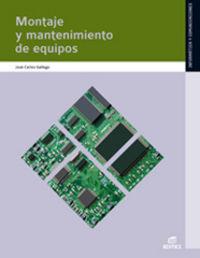 GM - MONTAJE Y MANTENIMIENTO DE EQUIPOS