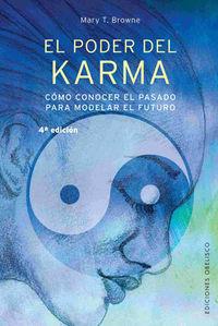El poder del karma - Mary T. Browne