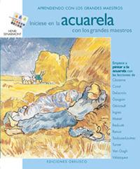 Iniciase En La Acuarela Con Los Grandes Maestros - Henri Senarmont